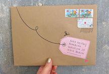 Card Ideas - Enveloppen en Doosjes