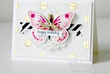 Card Ideas - Stampin' Up