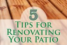 DIY & Home Improvement Projects / DIY and home improvement projects to do in and around your home