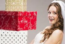 Wedding Gift Ideas / Looking for the perfect wedding gift? Here are some great ideas for the happy couple!