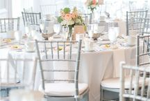 Wedding Receptions | TWP / Wedding reception decor, details and creative ideas!