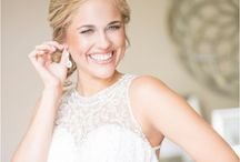 The Bride | TWP / Inspiration for my brides - stunning wedding dresses, bridal portrait pose ideas, elegant bridal details!