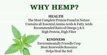 I LOVE HEMP! / I'd like to offer you the best and most competitive hemp/CBD products currently available in the UK