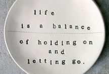words of wisdom / by Kristen Wilson