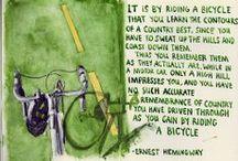 Bike Bike Bike / Blatant bike lust. Don't mind me. / by Lynne Baer