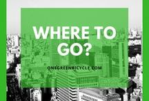 ****Where to go?**** / Started by OneGreenBicycle, where to go on your next trip? Open to collaboration with followers. Vertical Pins only and less than 5 per day. Keep it inspiring fellow travelers!