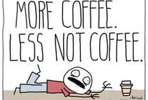 Coffee Addict / All things coffee: coffee love, coffee quotes, coffee humor, and coffee recipes.