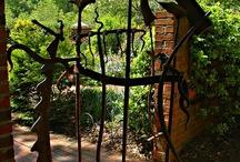 beautiful gates / by Clara Sledd
