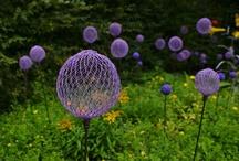 garden crafts / by Clara Sledd
