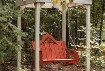 furnshings for outdoor / by Clara Sledd