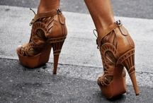 shoe obsession / by Kelly McDonagh