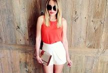 Looks to Steal [sizzle] / Looks to steal when it's hot out. (Spring/Summer Fashion) / by Dorothy Tso