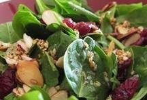 salads / by Clara Sledd