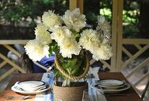 DECOR:Table-scapes & Vignettes / by Tina
