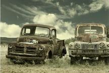 Rust Never Sleeps / by Megadeluxe