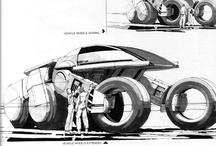 Syd Mead / by Megadeluxe