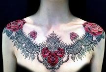 ink / TATTOOS I FIND INTERESTING / by Shelly Bayko