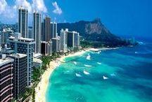 Aloha State of Mind / put a stamp on me and send me back to hawaii. / by Dorothy Tso