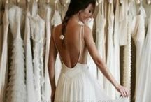 That dress... / The dress that each girl waits patiently to wear one day....