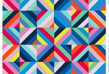 ::GEOMETRIC:: / Graphic bold & modern geometric shapes and patterns