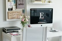 Decor: Office Space / by Leslie Limon