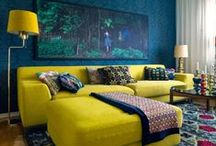 Decor: Living room / by Leslie Limon