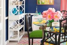 Decor: Dining room / by Leslie Limon