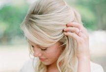 Wedding hair / Cute Ideas for Wedding Hair