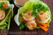 Get in mah belly [[savory surf]] / recipes for seafood / by Dorothy Tso