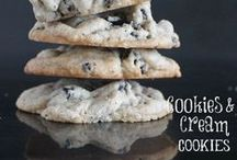Get in mah belly [[sweet cookies]] / recipes for sweet cookies  / by Dorothy Tso