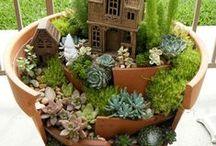 Au jardin....