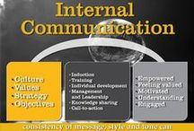 Internal communication - comms / Internal communication - comms