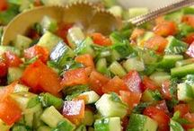 salad like foods