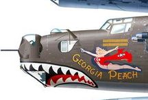 Nose Art WW2/Modern
