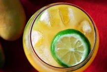 Agua Fresca / A collection of refreshing agua fresca recipes!