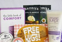 One Wee Box / These are some of the products that are included in our Wee Boxes!