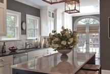 dream house elements - decorating inspiration / by Andrea Spiro-Burtt