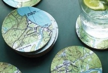 map obsession / by Julie Holton