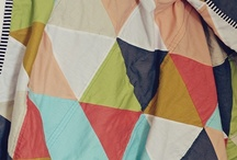 Quilts and Patchwork / by oneredboot