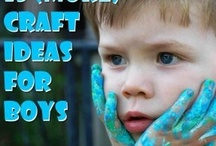 Crafts: For kids / by Amber Jowers