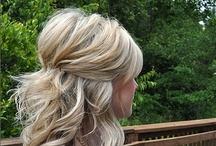 Hair ideas / by Amber Jowers