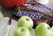 Food: Sweet tooth / by Amber Jowers