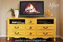Favorite Furniture / by Ashley Crocker