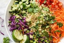 Salad Recipes / The very best salad recipes. healthy | chopped | easy | dinner | lunch | clean eating