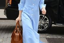 Stars Off-Duty / - Off-duty Star Style -