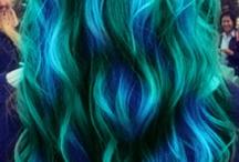 Hair styles / by Naomie Erwin