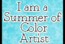 Summer of Color Blog Event