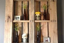 d.i.y. / Craft ideas to make your house a home; our door is always open.