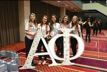 Alpha Phi / by Boston University Panhellenic
