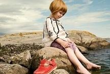 Little girl / by Noriko Kitahara